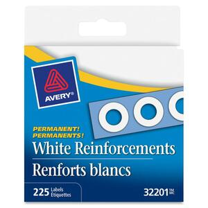 Avery® Reinforcements White 225/box