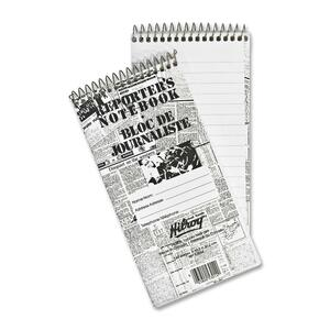 "Hilroy Reporter's Notebook 4"" x 8"" 160 pages"