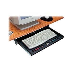 Exponent® Econo Keyboard Drawer Black