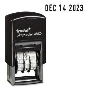 Trodat® Printy Dater 4810 3.5 mm English