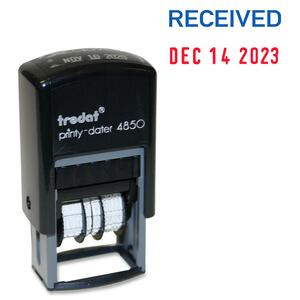 Trodat® Printy 4850 Dater RECEIVED