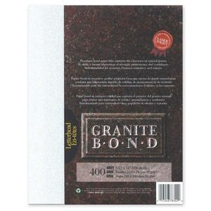 St. James® Granite Bond Paper Letter Grey 400/pkg