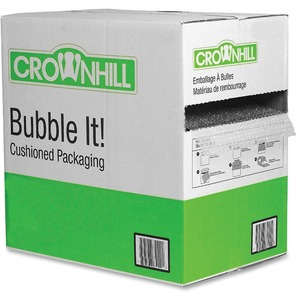 """Edge Cushioned Packaging with Dispenser 5/16"""" x 12"""" x 100'"""