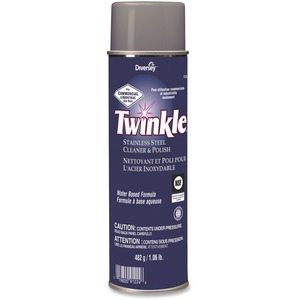 Twinkle® Stainless Steel Cleaner & Polish 482 g