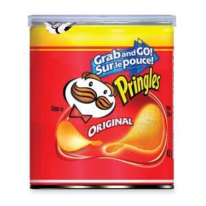 Pringles Original 40 g 12 cans/case