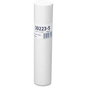 "Iconex Calculator Bond Paper Rolls 2-1/4""W  x 2-3/4"" dia (125' L) 5/pkg"
