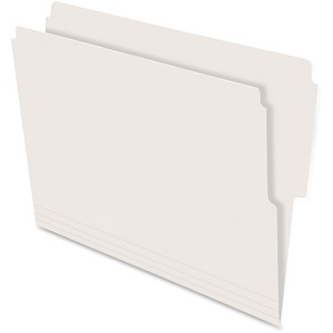 Pendaflex® Shelf Top Tab File Folders Letter Ivory 100/box