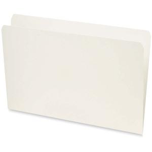 Pendaflex® Straight Cut Reversible File Folders Legal Ivory 100/box