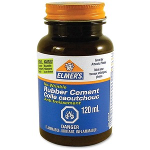 Elmer's® Rubber Cement with Applicator 118 mL
