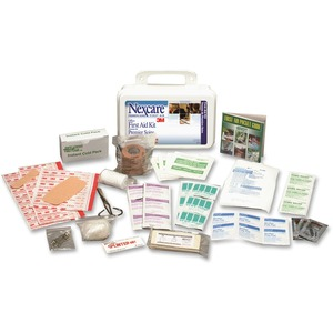 Nexcare First Aid Kit 64 Pieces