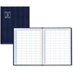 "Blueline® Appointment Book 10-1/4"" x 8-3/8"" Trilingual"