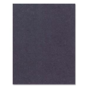 "Hilroy Bristol Board 4-ply 22"" x 28"" Black"