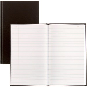 "Blueline® A790 Account Book 12-1/2"" x 7-5/8"" Record"