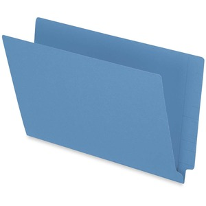 Pendaflex® Coloured End Tab File Folders Legal Blue 50/box