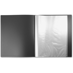 Winnable Presentation Book 40 Pockets Letter Black