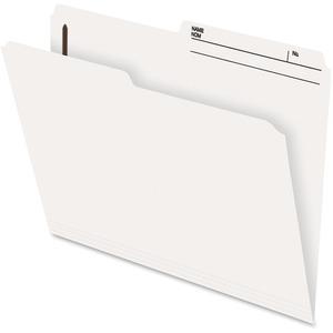 Pendaflex® SlimTrim® Fastener Folders Letter Ivory 100/box