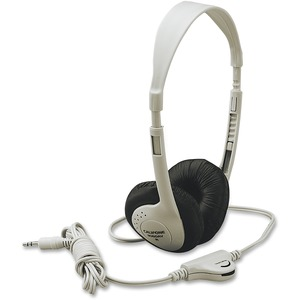Califone Multimedia Stereo Headpones - Beige / Mfr. No.: 3060av