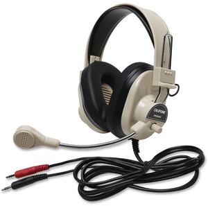 Califone Deluxe Multimedia Stereo Headset / Mfr. No.: 3066av