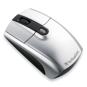 Wireless Notebook Laser Mouse / Mfr. no.: 96672