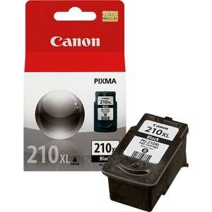 Canon Inkjet Cartridge High Yield PG-210XL #210XL Black