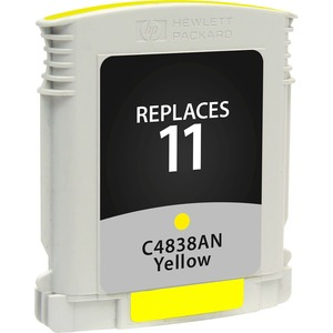 Yellow Ink Cartridge For Hp C4838an / Mfr. No.: V7838a