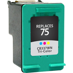 V775clr Tricolor Officejet Replacement Ink Cart Hp Cb337wn / Mfr. No.: V775clr