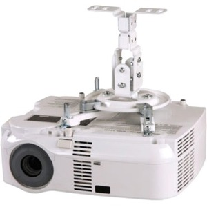 G09 Universal Flush Projector Mount White Taa / Mfr. no.: PPF-W