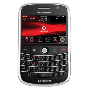 vodafone RIM Blackberry Bold 9000 Smart Phone (Locked)