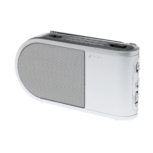 Sony ICF-404L Portable Radio Tuner