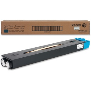 Cyan Toner Cartridge / Mfr. No.: 006r01222