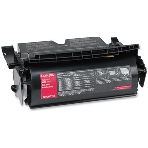 High Yield Toner Cartridge For Lexmark T520 T522 20000pg Yield