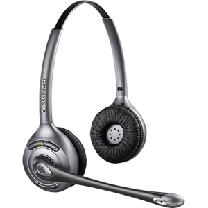 Plantronics SupraPlus CS361N Wireless Headset System