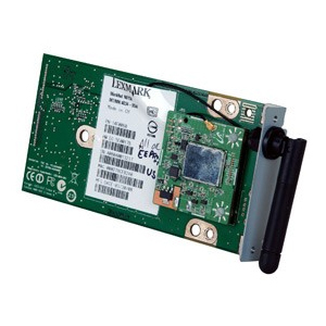 Lexmark MarkNet N8150 Wireless Print Server