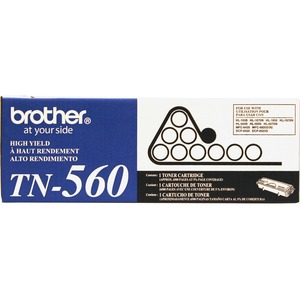 Brother® Laser Cartridge High Yield TN560