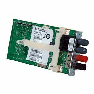 Lexmark MarkNet N8130 Fiber Ethernet Print Server