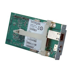 Lexmark MarkNet N8120 Gigabit Ethernet Print Server / Mfr. No.: 14F0037