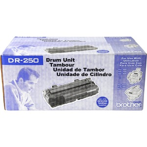 Brother Dr250 Fax Drum 2900 3800 and Mfc-4800 6800 Dcp-1 / Mfr. No.: Dr-250