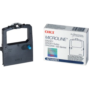 OKI Data® Printer Ribbon #52102001