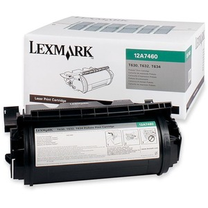 Lexmark® Laser Cartridge 12A7460