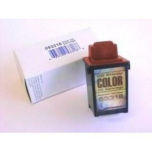 Color Ink Cartridge For Signature III and Iv Cd Printer / Mfr. No.: 53318