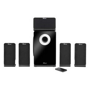 Trust SoundForce Presto 5.1 Home Theater Speaker System