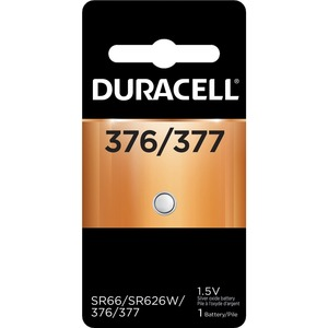 Duracell® Electronic 1.5V Silver Oxide Battery 377