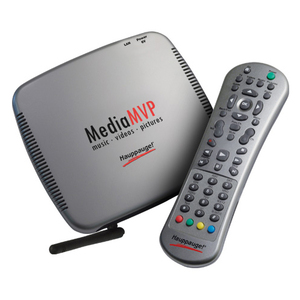 Hauppauge 1136 Wireless Media MVP Network Audio/Video Player