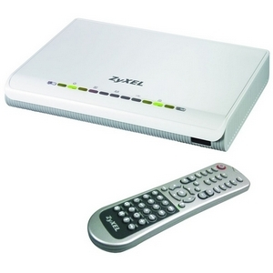 ZyXEL DMA-1100P Network Media Player