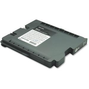 Encre Ricoh Noir - GC-21K - 405532 - RK202 pour GX2500/3000/3050/5050/7000 - 1 500 pages - 405532