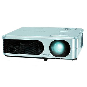 Toshiba TLP-WX2200 MultiMedia Projector