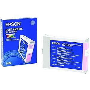 Epson Light Magenta Ink For Stylus Pro 7000 / Mfr. no.: T464011