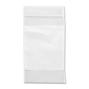 """Ziplock Bags  3"""" x 5"""" 100/pkg"""