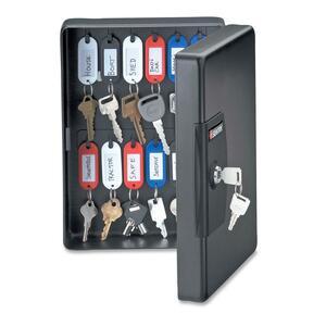Key Box Cabinet Holds 25 Keys