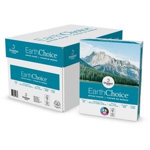 Domtar EarthChoice® Office Paper 92B 20 lb Letter White 500/pkg